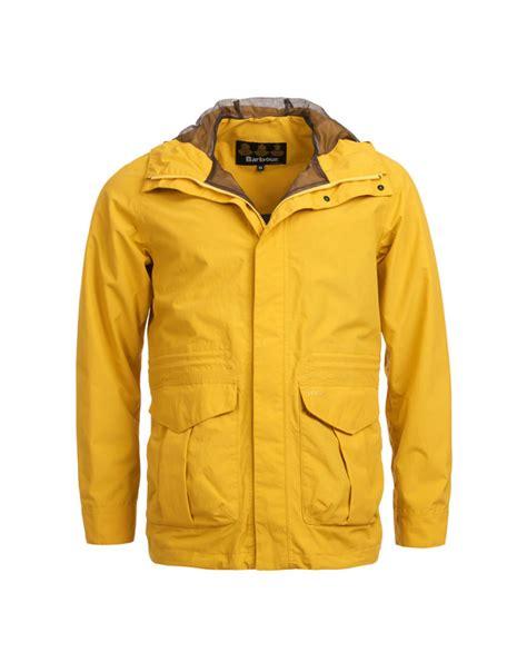 Jaket Yellow barbour s shaw waterproof jacket yellow mwb0571ye51