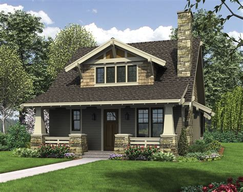 craftsman style house plans the morris a gorgeous craftsman bungalow design with loft