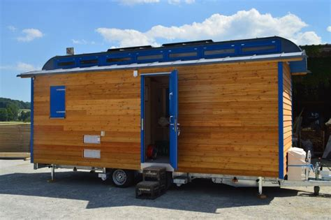 Tiny Häuser Bauen Lassen by Tiny House Selber Bauen Tiny House Runaway Shelty Top
