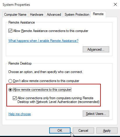 used for remote desktop how to use remote desktop to connect to windows 10 how