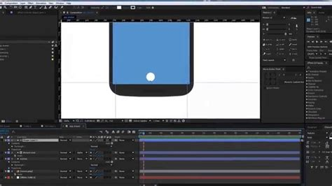 tutorial android animation android app drawer animation after effects tutorial