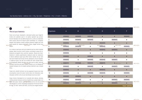 business plan format for startups business plan for startups template by keboto graphicriver