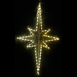 Outdoor Christmas Decorations Lighted Star Www Lighted Of Bethlehem Outdoor