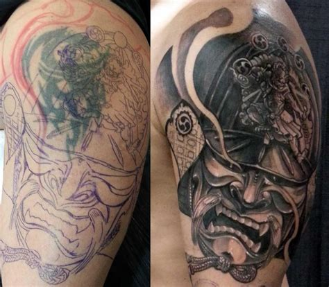 japanese cover up tattoo designs cover up by csaba tattoos and ideas