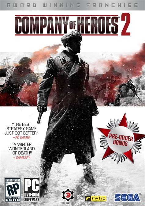 Company Of Heroes 2 Steam Backup Dvd hq coh spielbeschreibung
