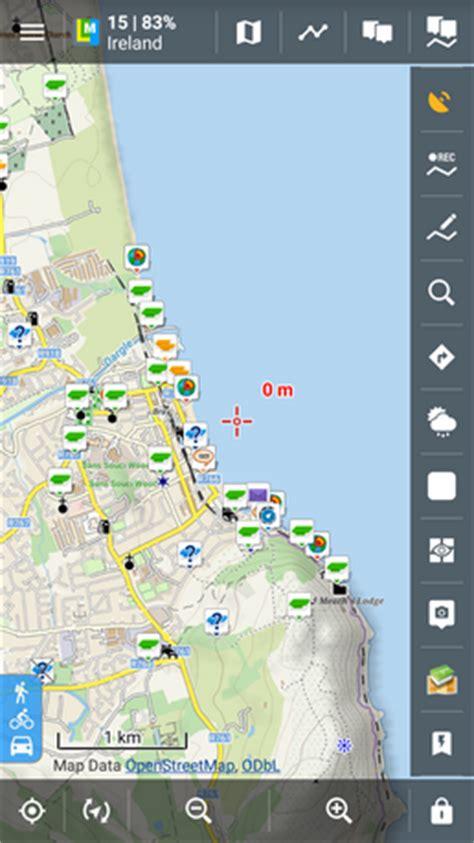 locus map mobile outdoor navigation applocus