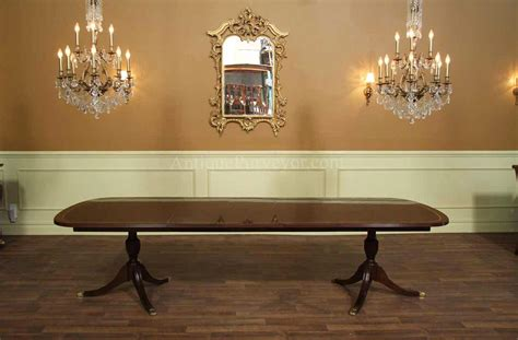 henkel harris dining room new american made mahogany dining table 18th century