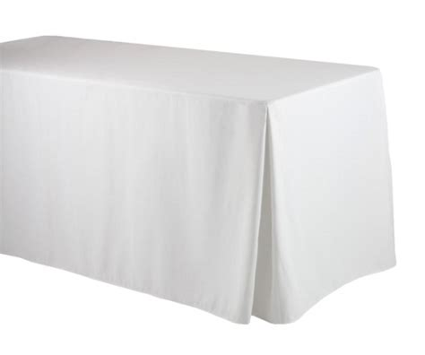 rectangular tablecloth rentals