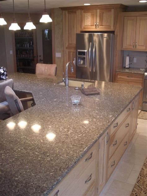 quartz countertops with light oak cabinets traditional kitchen cambria quartz countertop halstead