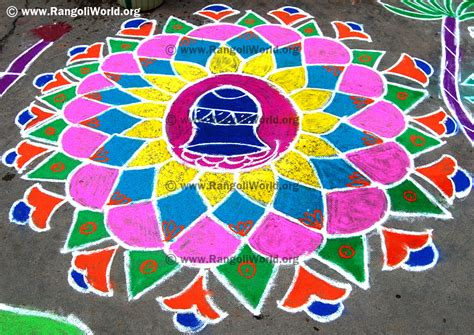 Car Kolam the gallery for gt pongal pot drawing