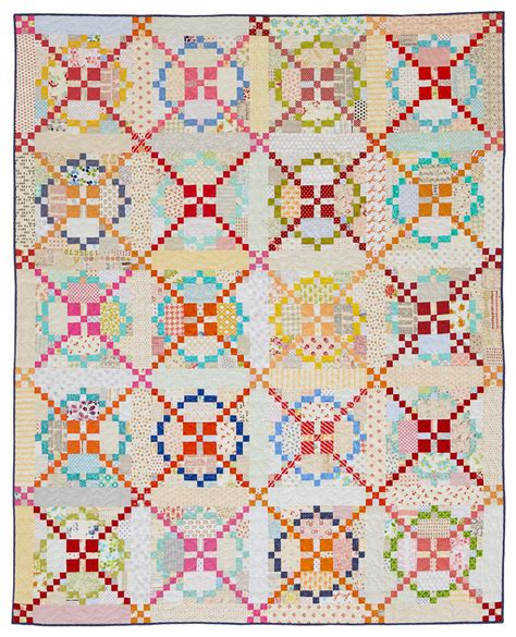 American Patchwork Quilting Patterns - tone it quilting pattern from the editors of american