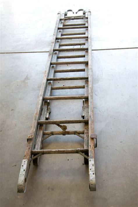diy bookshelf ladder recyclart