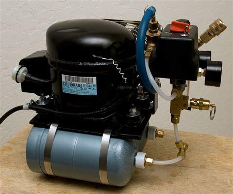jason jones imagery diy mini silent compressor