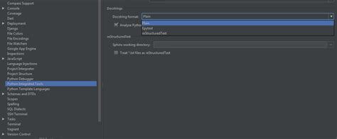 format file in pycharm python how to stop pycharm from populating docstrings