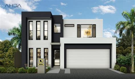 modern australian house designs small lot architectural house designs australia