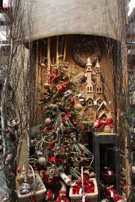 adorable rustic christmas decorations ideas