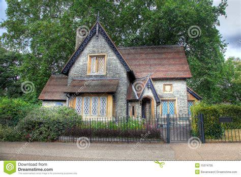 small english cottages english cottage stock image image of scenery england