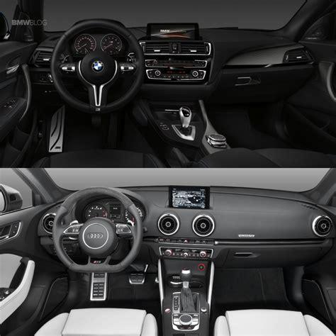 Audi Rs3 Leistung by Photo Comparison Bmw M2 Vs Audi Rs3 Sportback Facelift