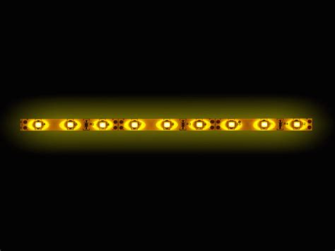 double sided tape for led strip lights install bay ibled 3ma 3 meter amber led strip light w 3m