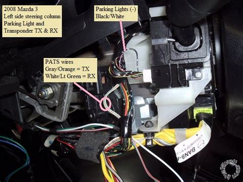 2008 mazda 3 wiring schematic wiring diagram manual