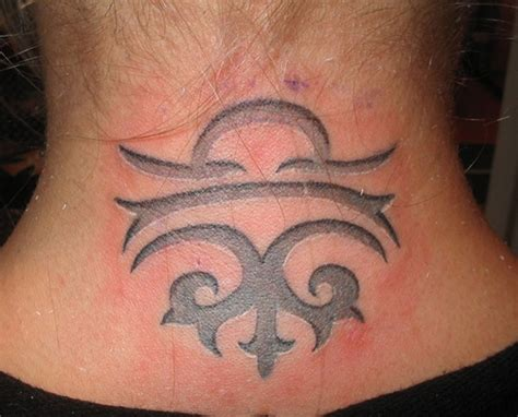 libra tribal tattoo 34 amazing libra tattoos