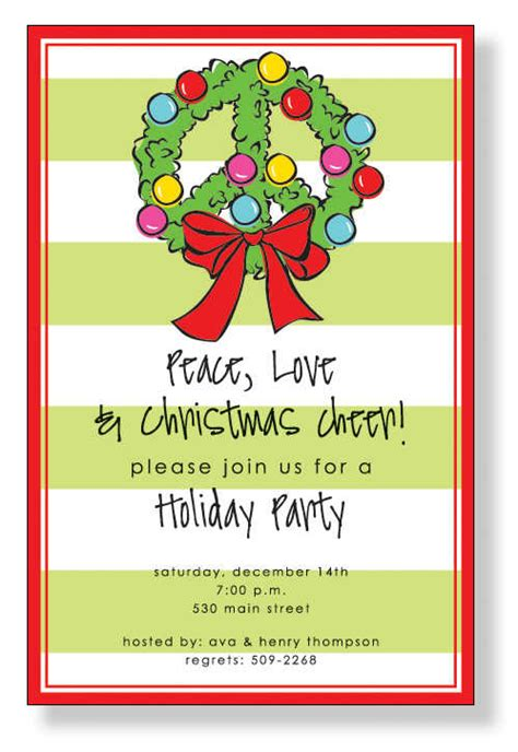 catchy christmas titles stationerycard x merchlarge front invitation templates