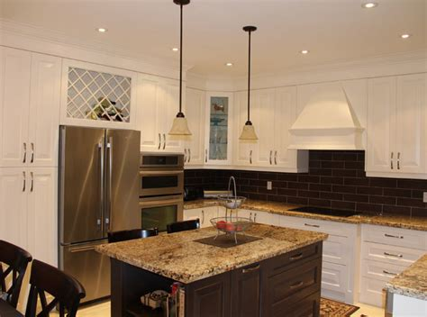 custom kitchen countertops white kitchen cabinets with granite countertops kitchen