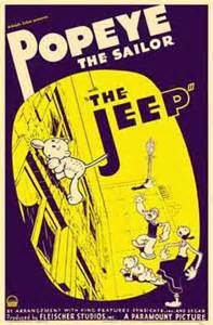 popeye the sailor with the jeep popeye wiki