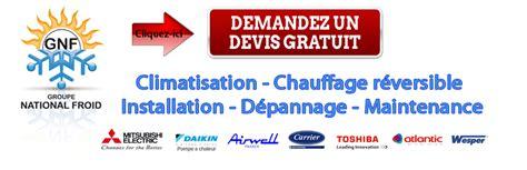 Clim Reversible 75 by D 233 Pannage Climatisation Ile De Chauffage