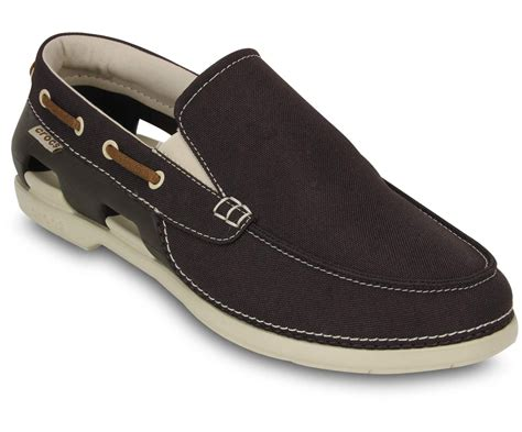 crocs boat shoes south africa beach line boat slip on m crocs south africa