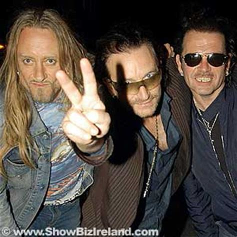 Bono Testifies Against Former Stylist by 06 29 2005 U2 Back On Home Soil Showbiz Ireland U2