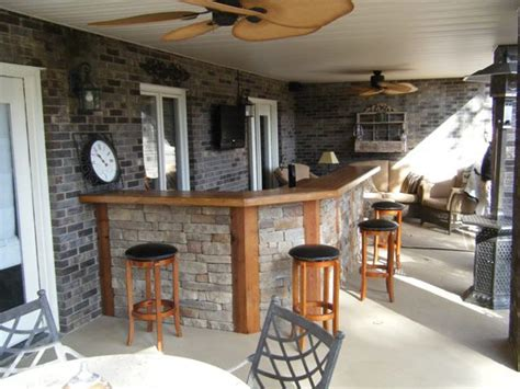 Outdoor Home Bar Outside Bar Indoor And Outdoor Bars For And