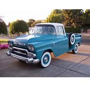1958 GMC 1/2 Ton Short Box  Auctions And Classifieds Cheers