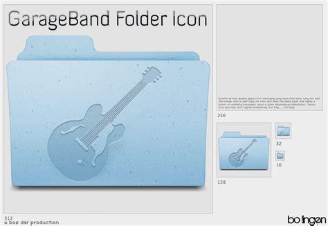 Garageband Zip Garageband Folder Icon By Travitas On Deviantart