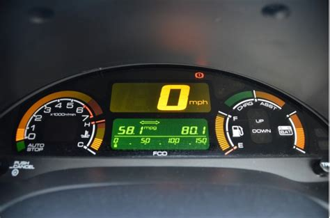how to fix cars 2001 honda insight instrument cluster buying a used 2000 2006 honda insight hybrid the guide page 2