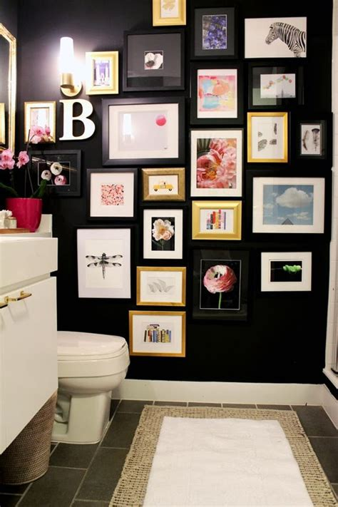 wall decor bathroom ideas how to spice up your bathroom d 233 cor with framed wall