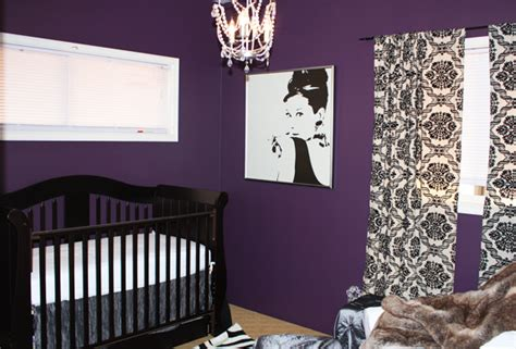 purple baby room purple nurseries toddler rooms