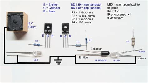 sensor circuit diagram wiring diagram with description