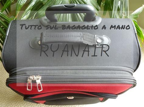 liquidi da portare in aereo ryanair tutto sul bagaglio a mano ryanair vagabondi squattrinati
