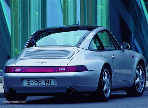 porsche targa 1995 porsche 911 targa 993 specs 1995 1996 1997