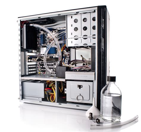 Reservoir Tabung Untuk Water Cooling Pc computer liquid cooling system gy