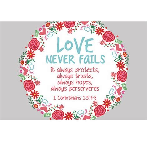 pkg 50 christian message cards pass it on variety pack pkg 25 love never fails floral wreath pass it on