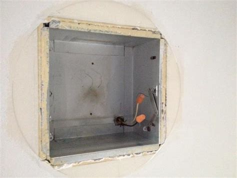 how to replace old square recessed lighting replacing old 1950s recessed lights doityourself com