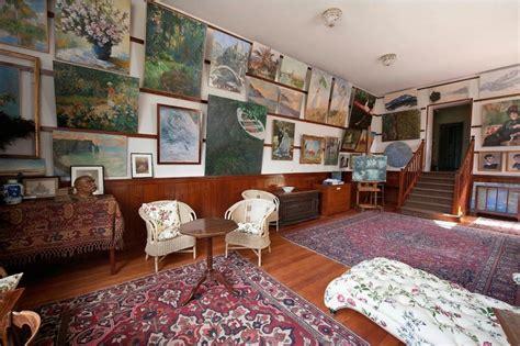 atelier claude monet giverny favorite places spaces