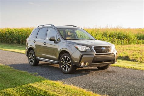 subaru forester 2018 review 2018 subaru forester 2 5i limited market value what s my