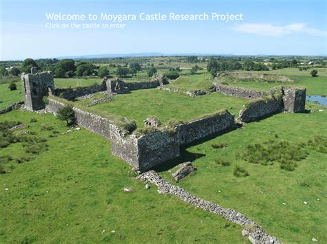 County Sligo Ireland Birth Records Moygara Castle In County Sligo Ireland Genealogy
