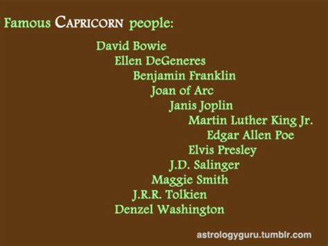 famous capricorn people capricorn pinterest