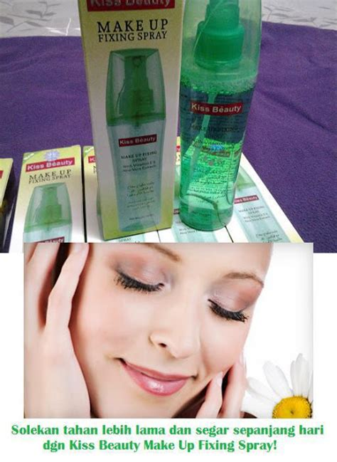 Make Up Termurah yika atika make up fixing spray original