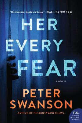 her every fear 0571327109 her every fear by peter swanson nook book ebook barnes noble 174