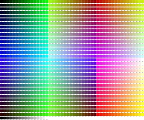 code of many colors pantone png 21st century color rgb cmy